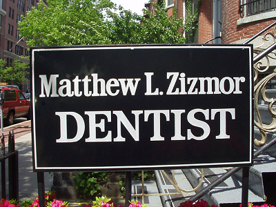 Dr. Zizmor�s practice was in the South End of Boston prior to moving to Chestnut Hill