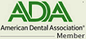 Member of the Medical Dental association (ADA)